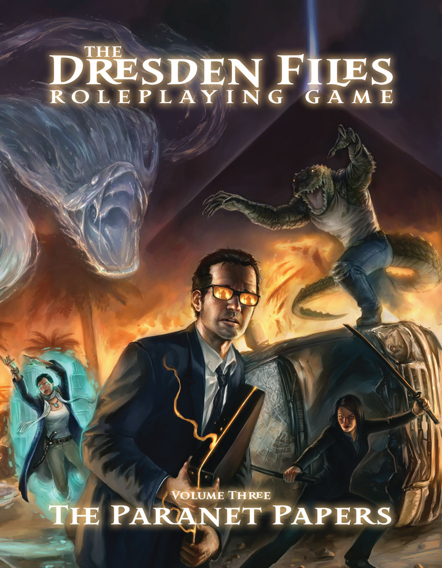 Dresden Files